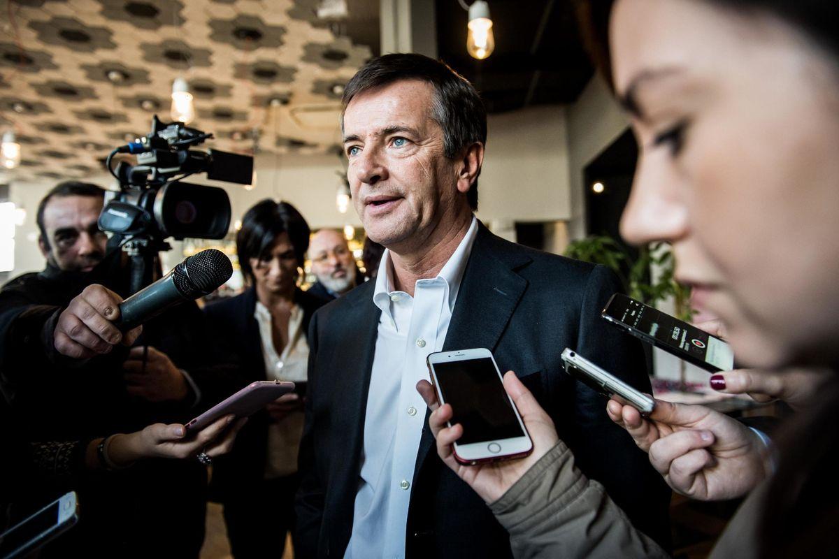 Giorgio Gori: «Resto, ma no alleanze strategiche col M5s»