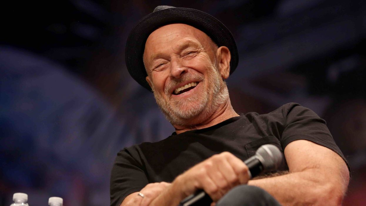 Actor Corbin Bernsen shares a powerful message about forgiveness: Anger 'can destroy you'
