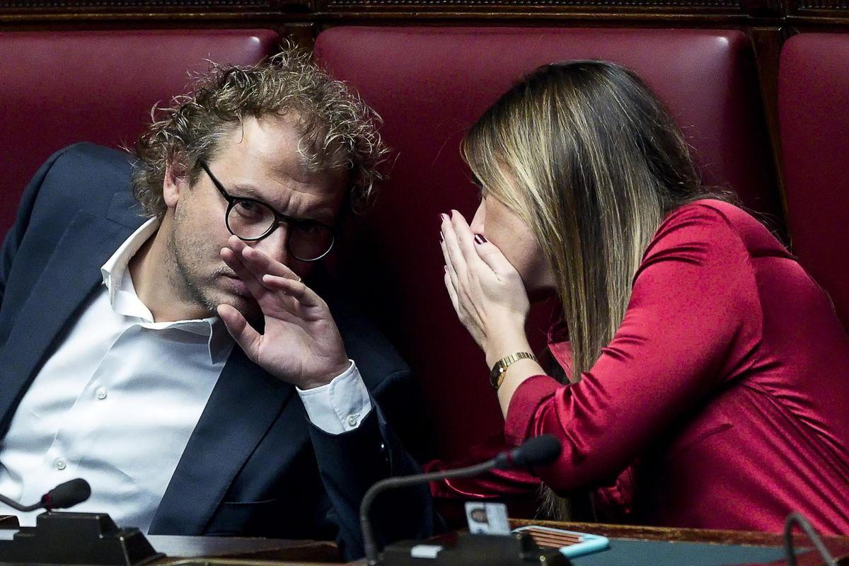 Non solo il presidente avvocato, nel board il trio Boschi-Carrai-Lotti