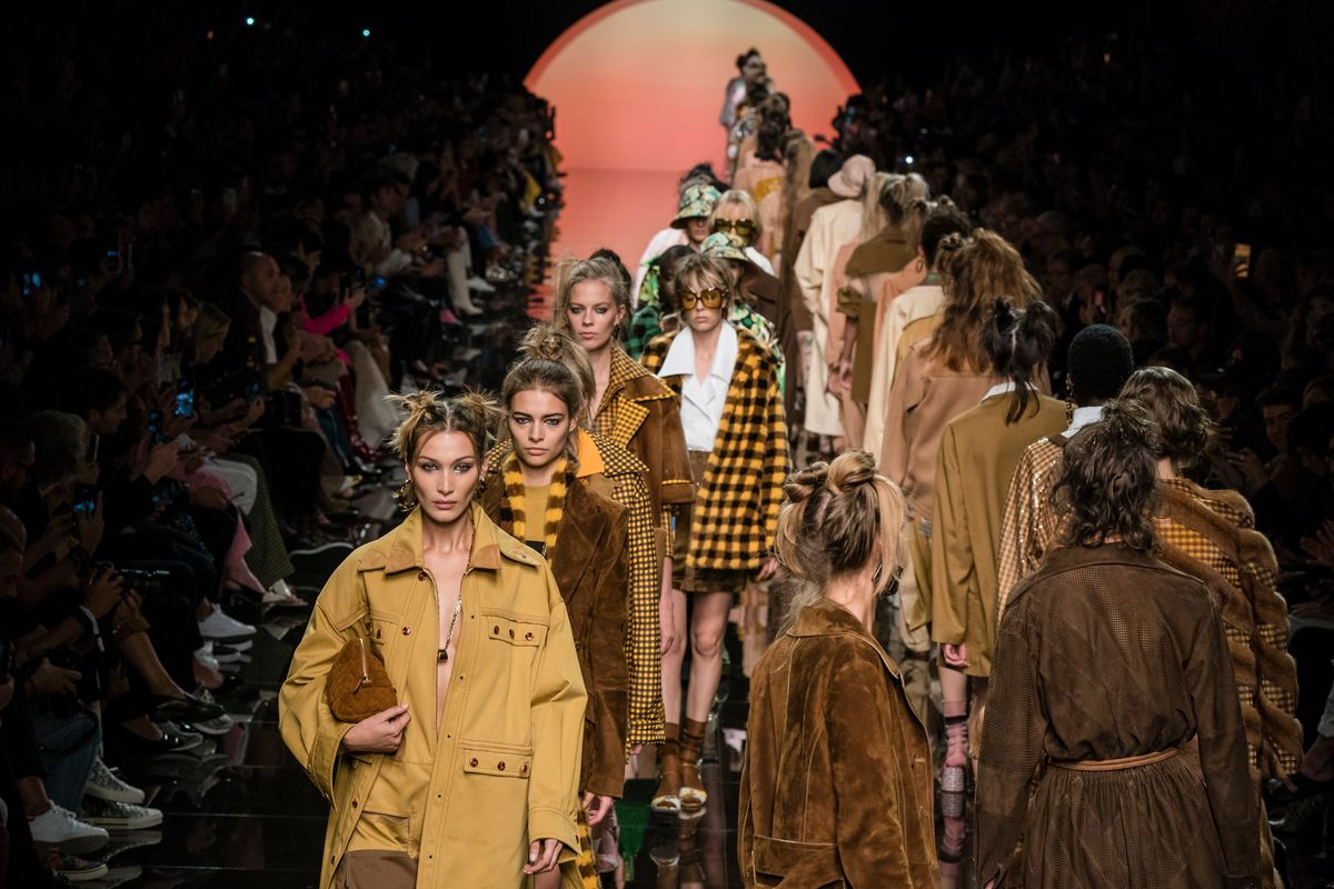 Fendi Marches on Without Karl Lagerfeld