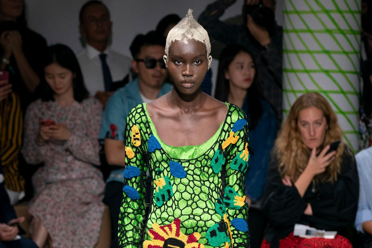 On Climate Strike Day, Marni Pays Homage to Nature