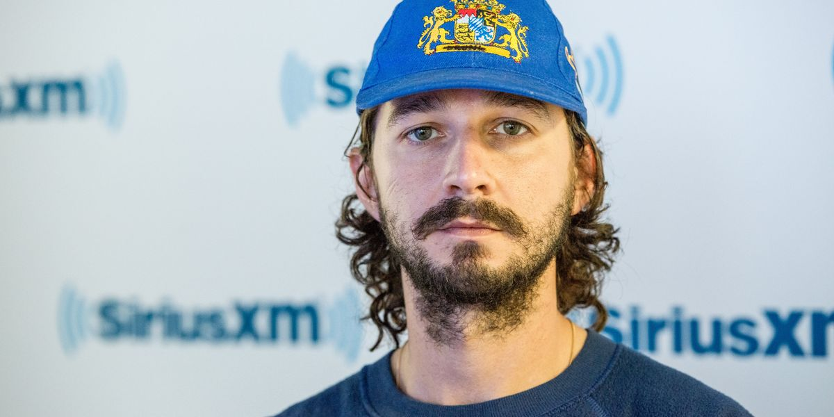 Shia LaBeouf Says He Wrestled Tom Hardy Naked