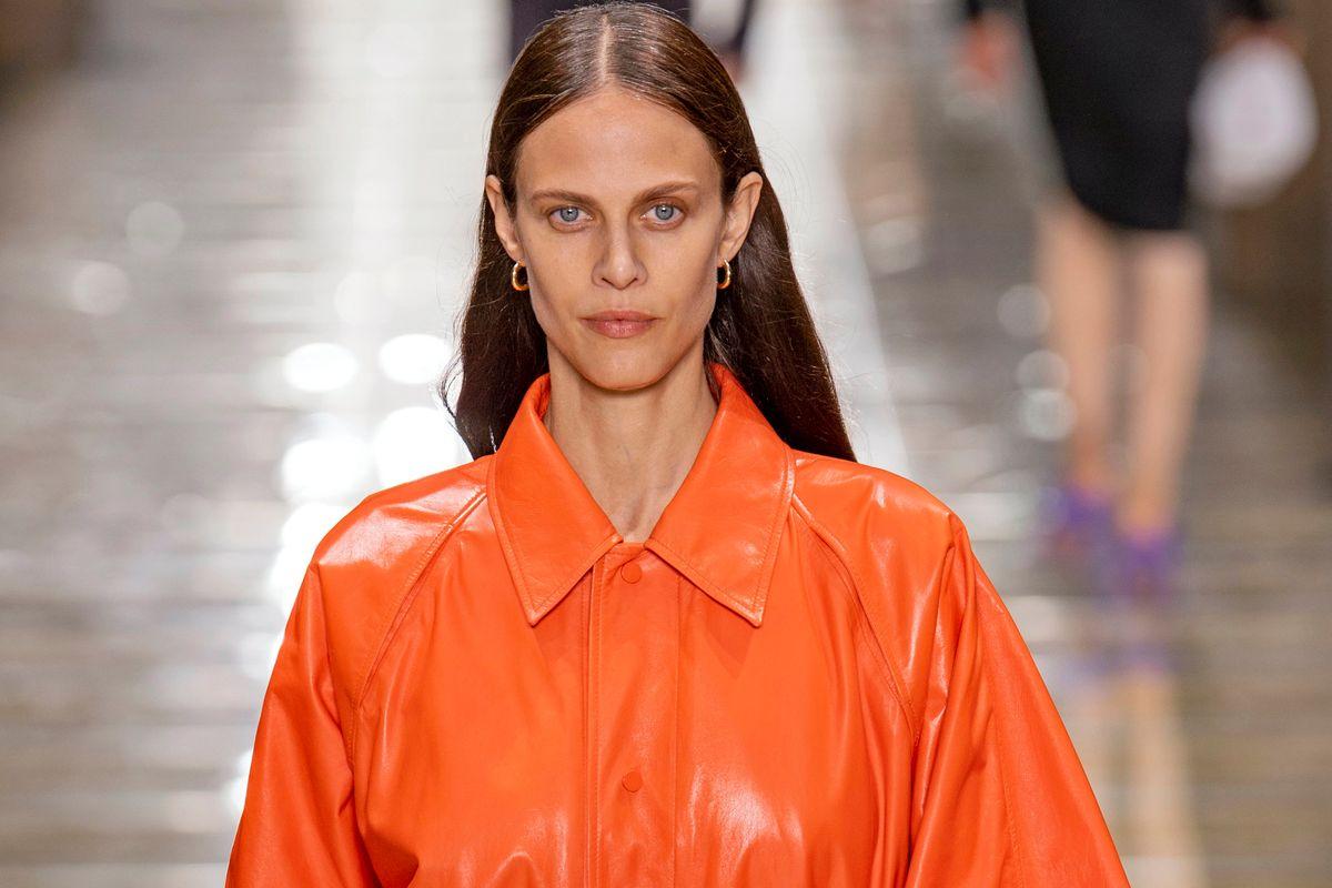 Bottega Veneta Doubles Down on Leather for Spring