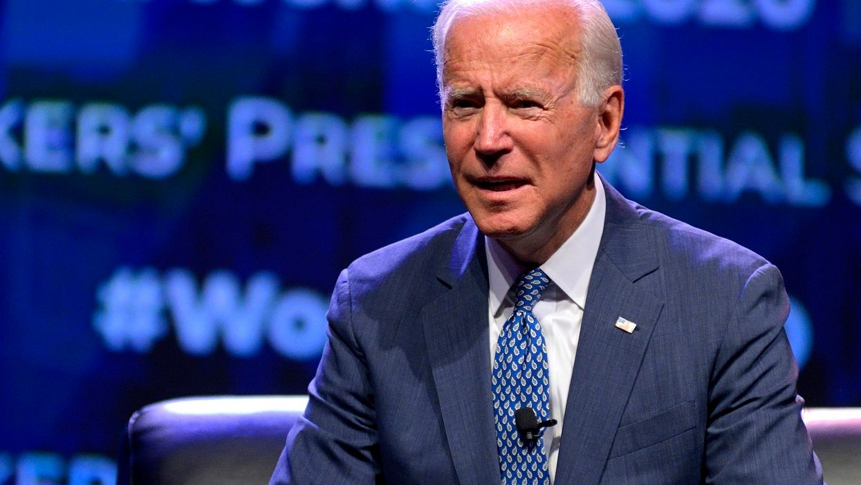 Biden blasted at LGBT forum for previously calling Vice President Pence a 'decent guy'
