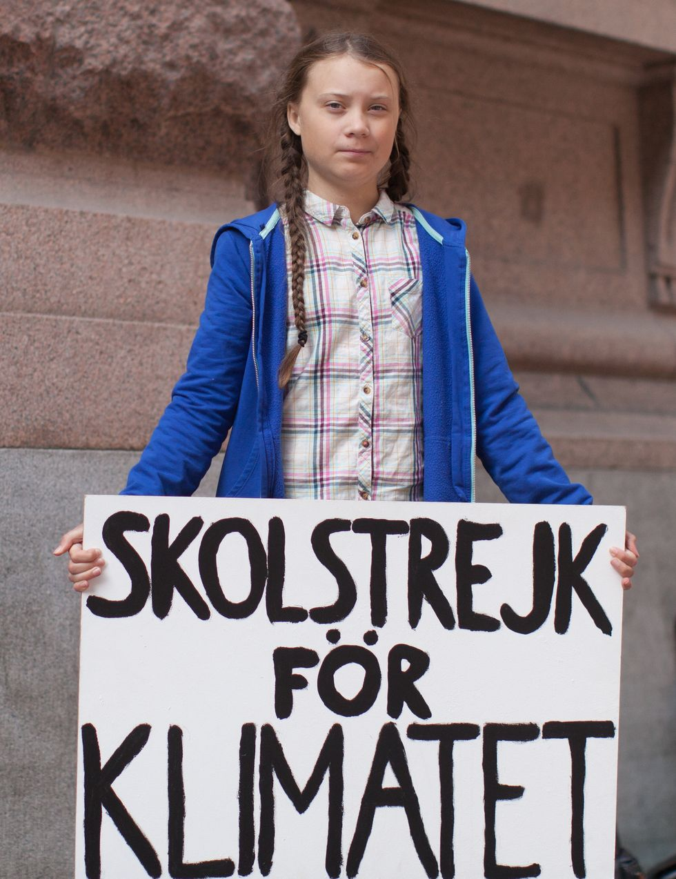 A Child Is Leading The Fight Against Climate Change