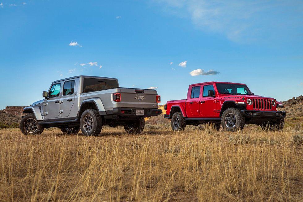 2020 Jeep Gladiator Multi-model