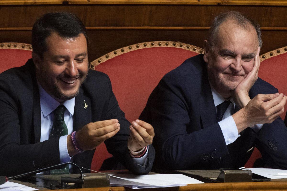 Roberto Calderoli: «Giallorossi senza vergogna. Alle regionali li travolgeremo»
