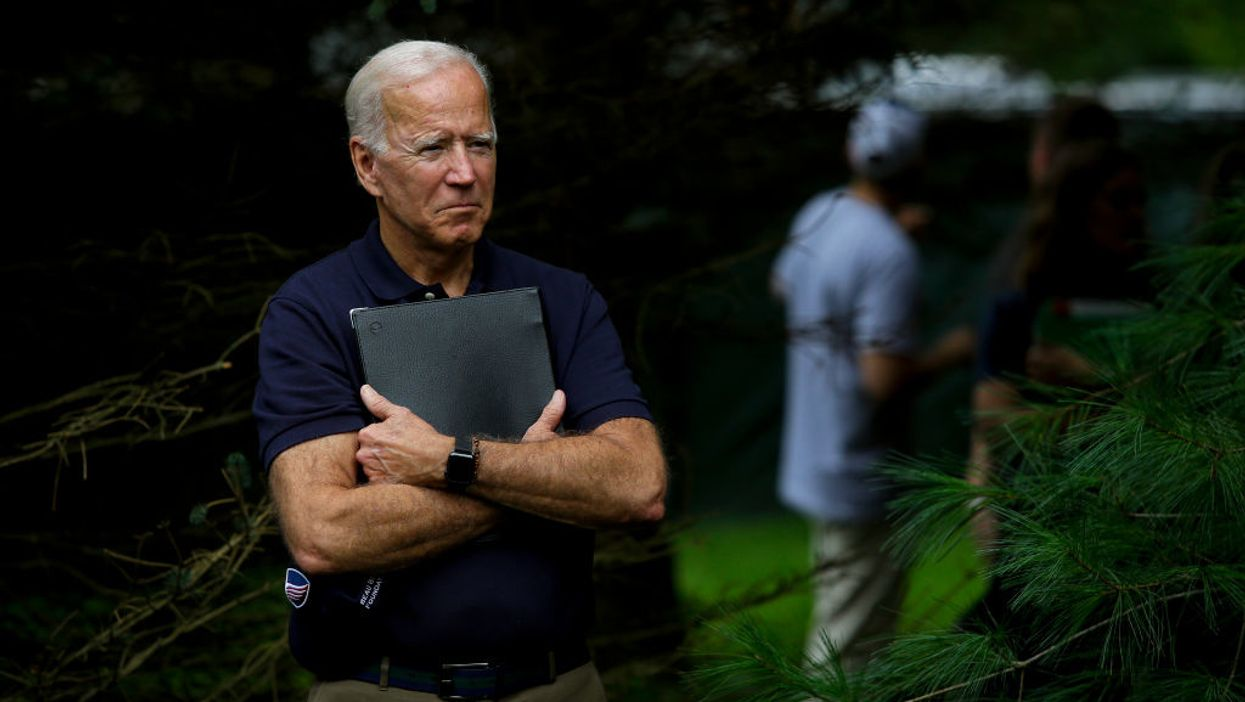 Joe Biden loses his cool at Fox News reporter who asked about his son's work with with Ukrainian natural gas company