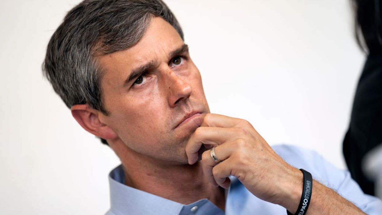 NRA gives Beto O'Rourke mock award over gun confiscation policies — and he's not gonna like it