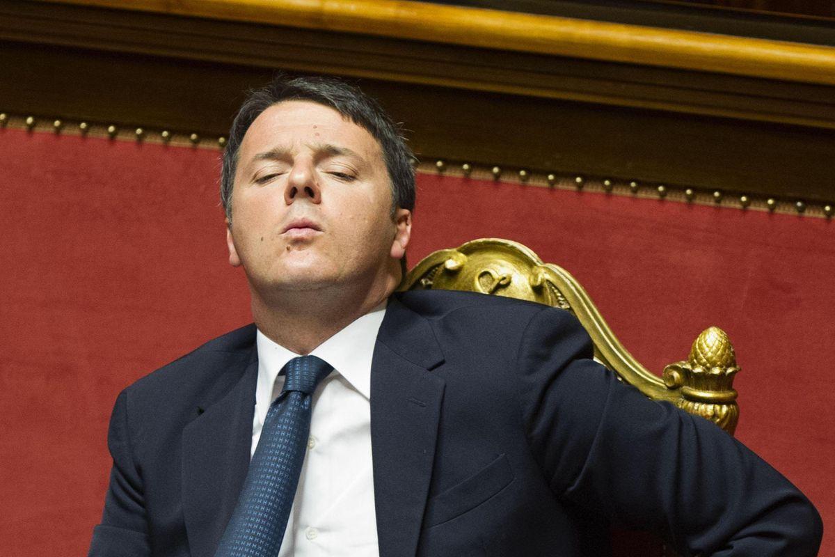 Renzi fa il Bullo pure con le toghe