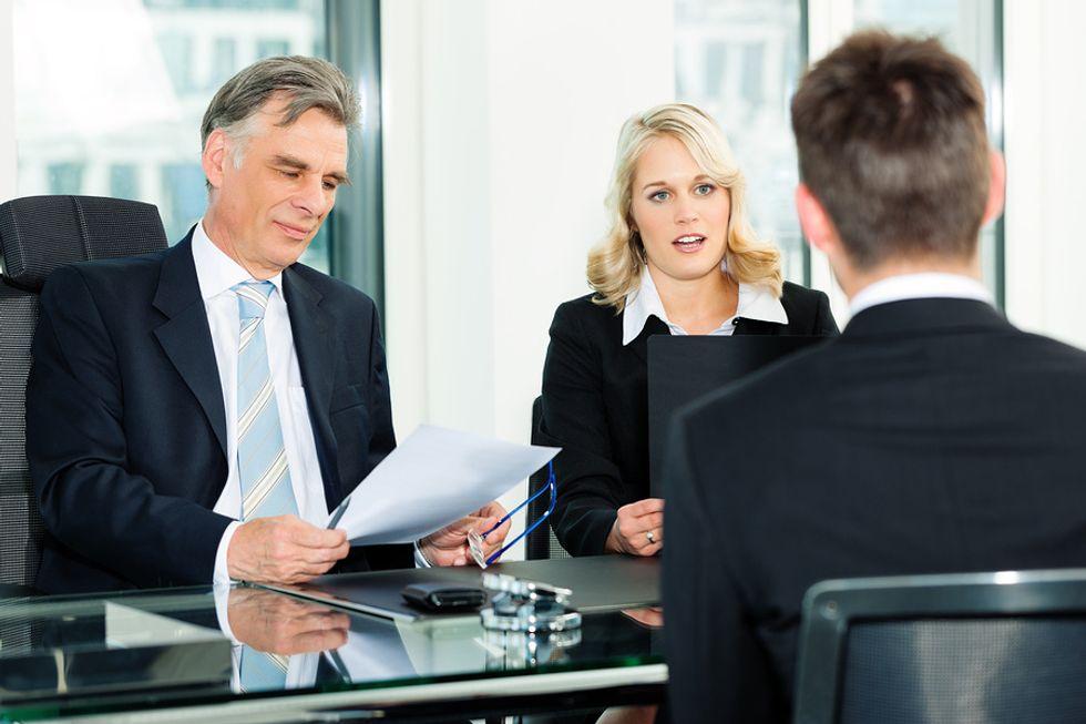 Interview didn't go well for a job seeker