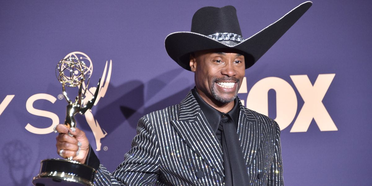 Billy Porter Becomes First Gay Black Man to Win Acting Emmy