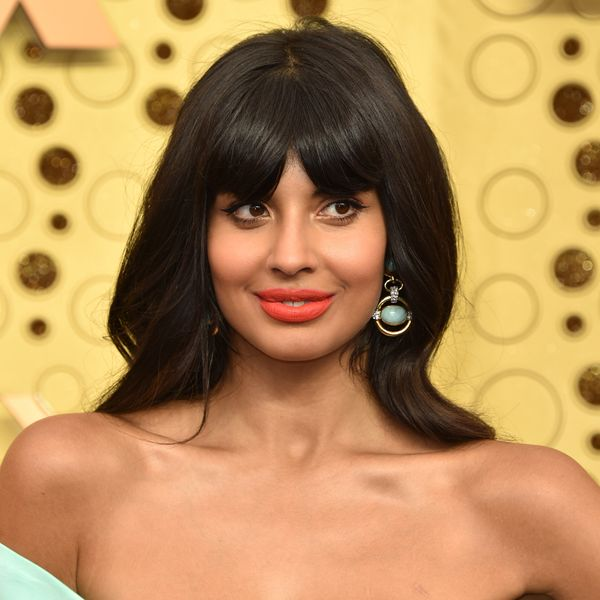 Jameela Jamil Did Her Own Makeup for the Emmys