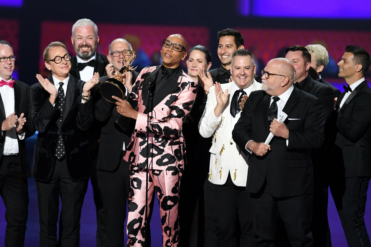 RuPaul Dodges Diversity Question With 'BLT Community' Joke