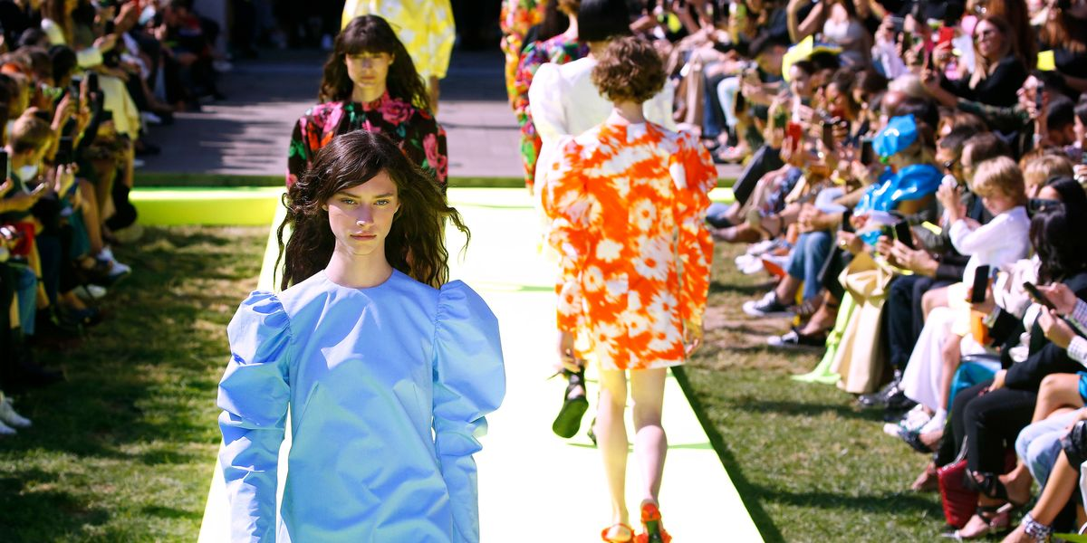 MSGM Showed Off Its Biggest Hits for 10th Anniversary Show