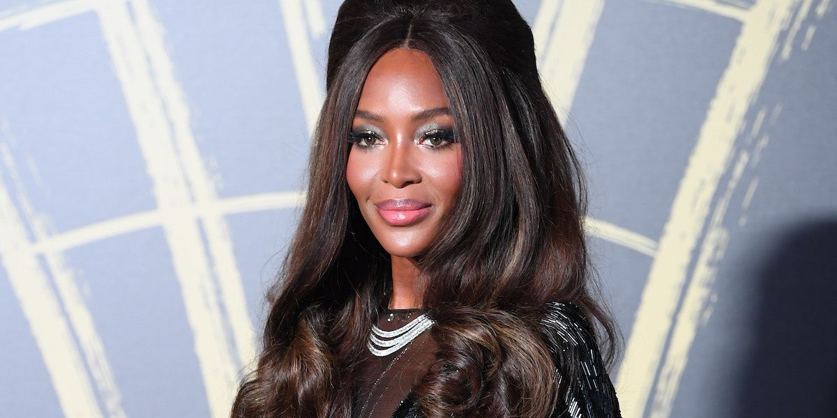 Naomi Campbell Shares Meaning Behind The Bleeding Bullet Hole Dress
