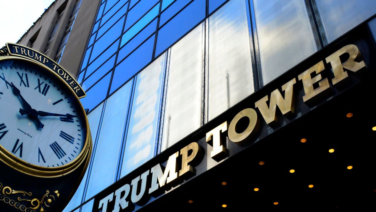 Someone stole more than $350K worth of jewelry from Trump tower — and police think it was an inside job