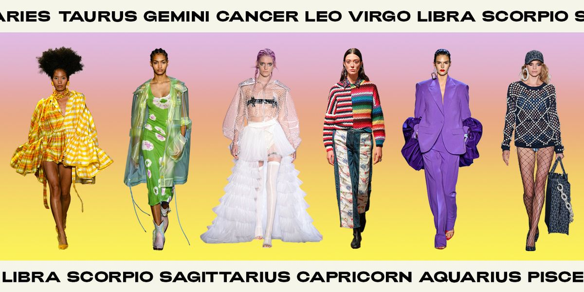 Fashion Meet Zodiac: The Best New Trends For Your Sign