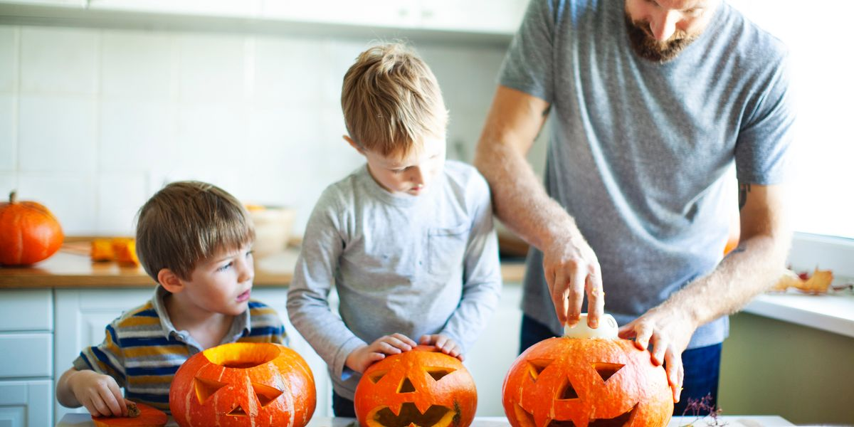 50 easy fall crafts to do with toddlers right now