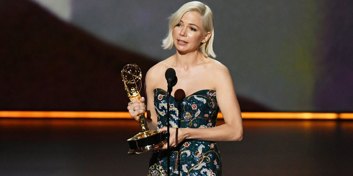 Michelle Williams Gave an Equal Pay Speech You Haven't Heard Before
