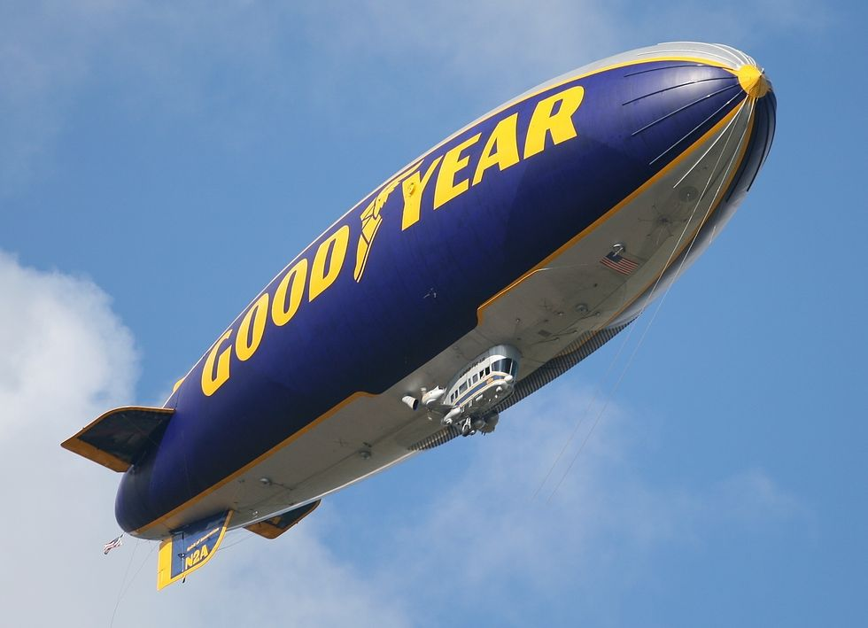 I'm Sorry, But What The HECK Are Blimps?