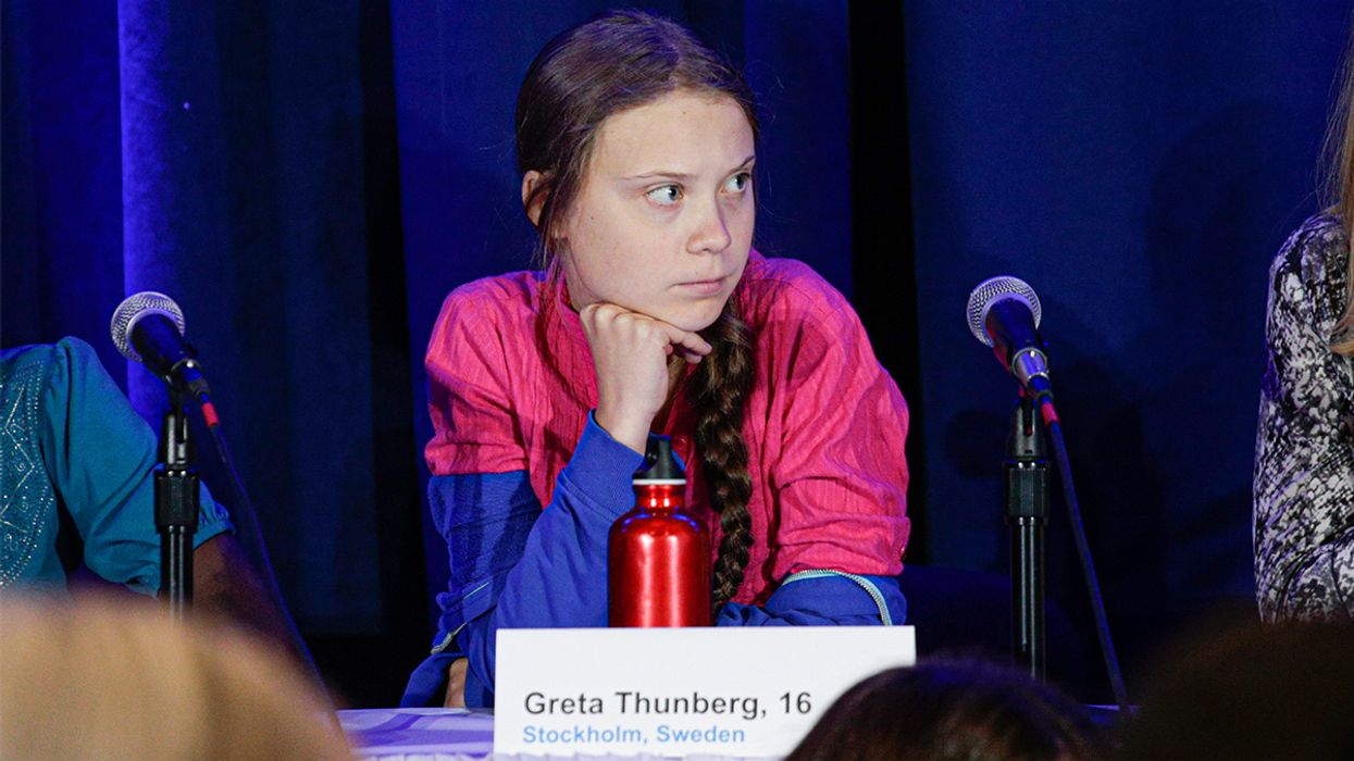 'You Are Failing Us': Greta Thunberg Rips Into World Leaders for Lack of Climate Action, Glares at Trump