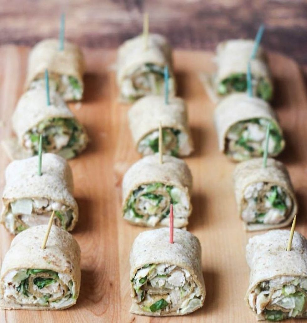 25 Easy Tiny Finger Food Recipe Ideas You Can Serve On A