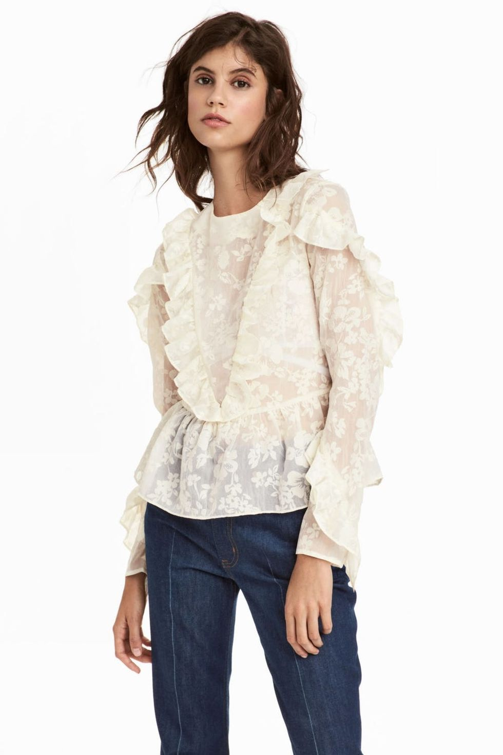 Fyi The Seinfeld Puffy Shirt Is Making A Comeback This Season Brit Co