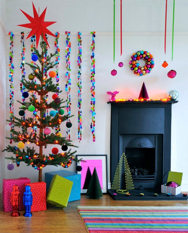 14 Modern Christmas Tree Alternatives Brit Co