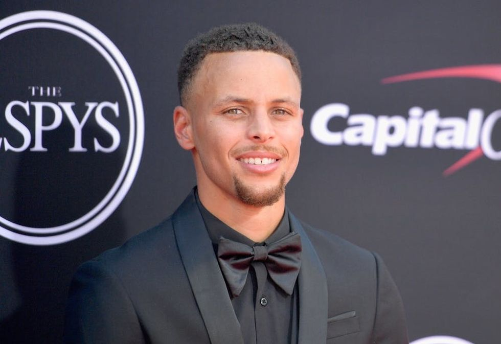 A 9-Year-Old Girl Asked Steph Curry Why His Shoes Only Come in Boys' Sizes and His Response Was Perfect