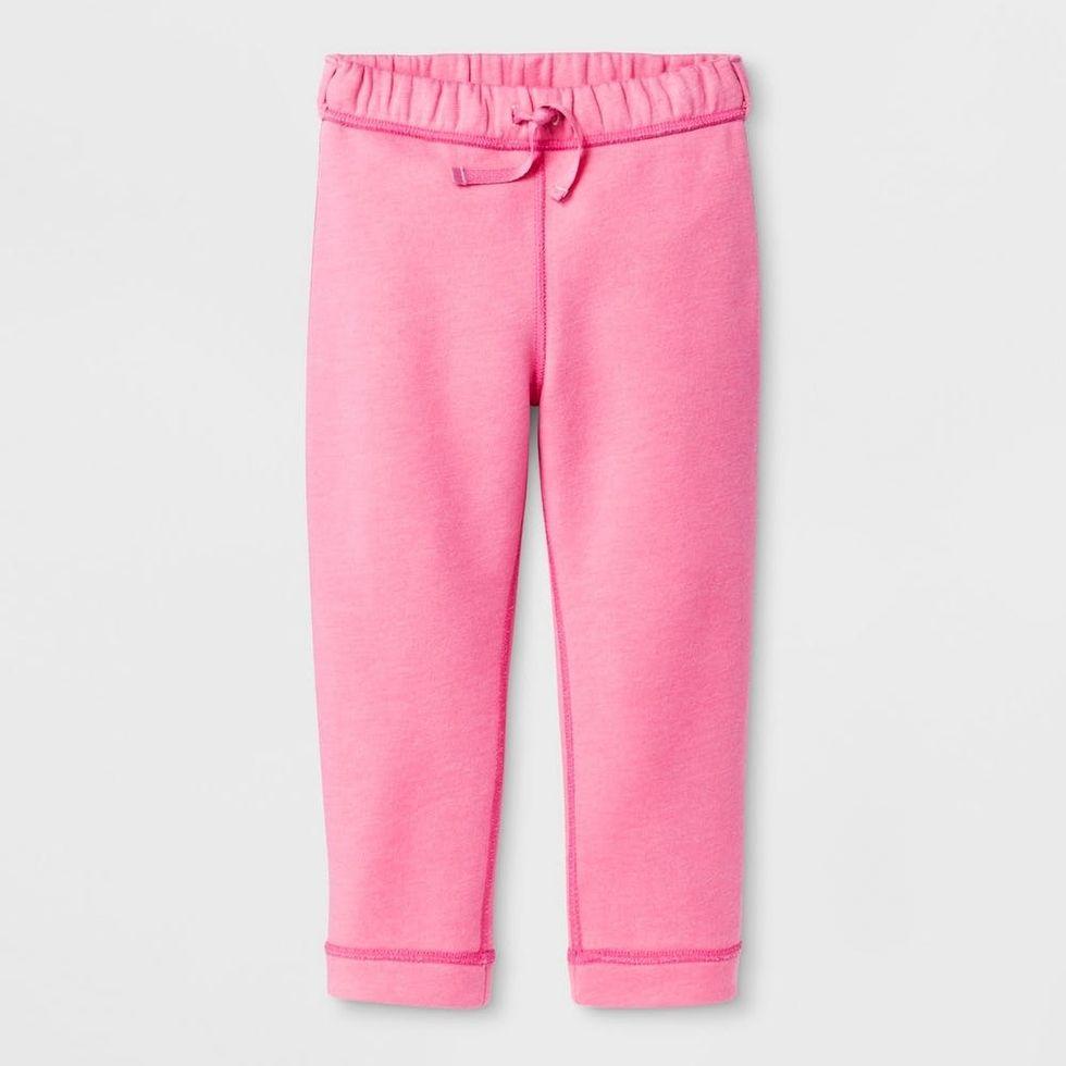 Cat & Jack Adaptive Fleece Toddler Jogger Pants