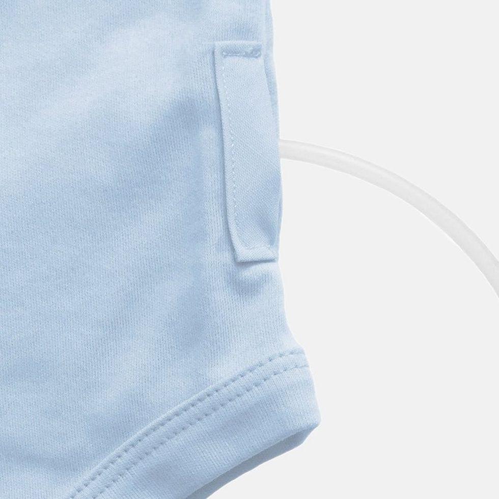 Abilitee Adaptive Wear Short Sleeve Bodysuit