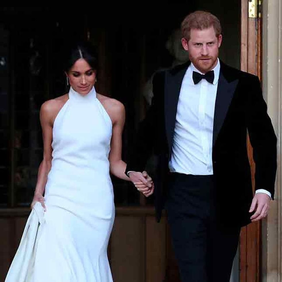 You Can Now Buy Meghan Markle's Second Wedding Dress (Sort Of)