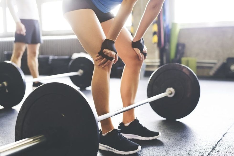 Don T Fall For These 5 Myths About Women And Weightlifting Brit Co