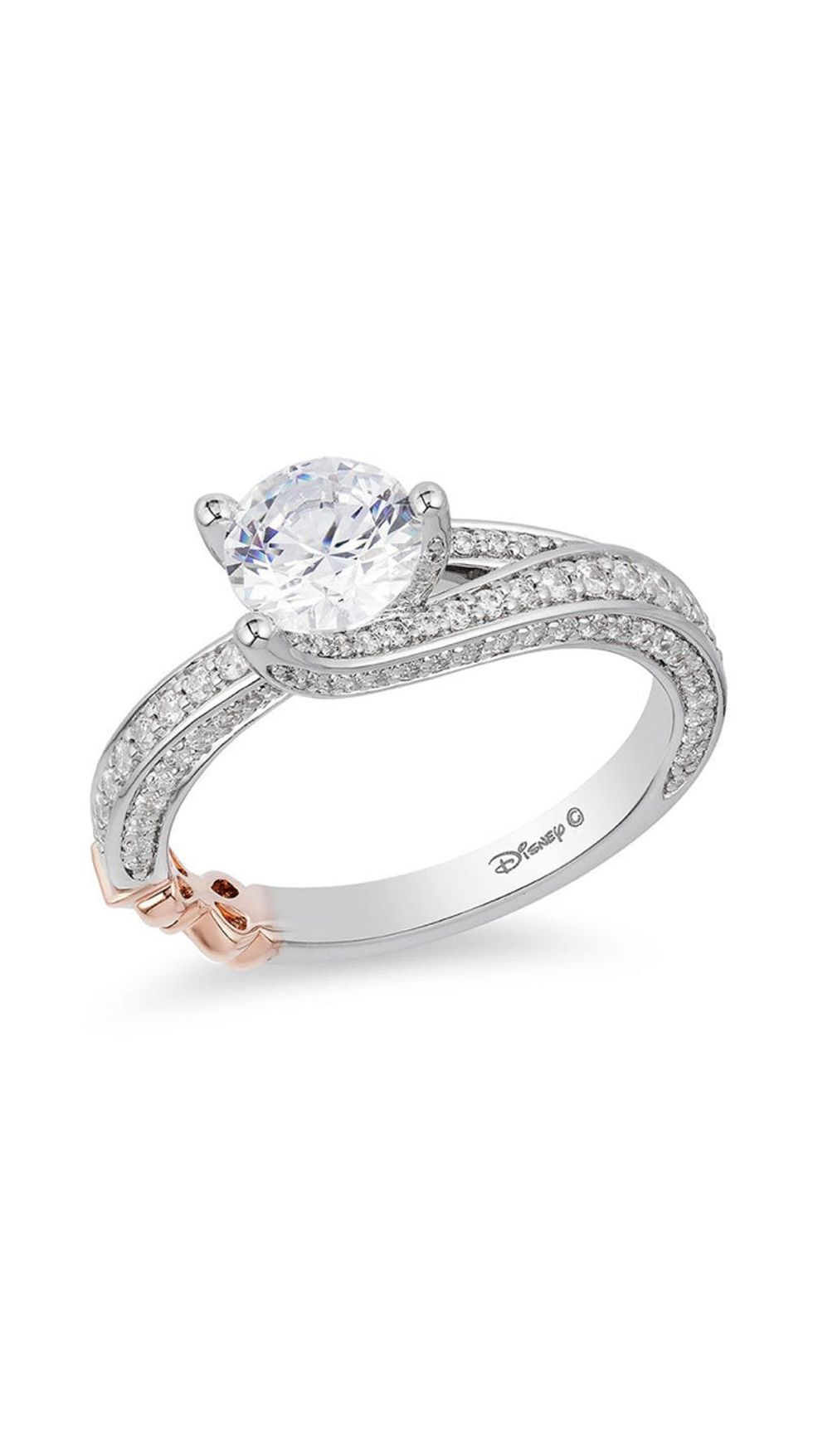 Zales Has Disney Princess Rings Pick Your Fave Brit Co