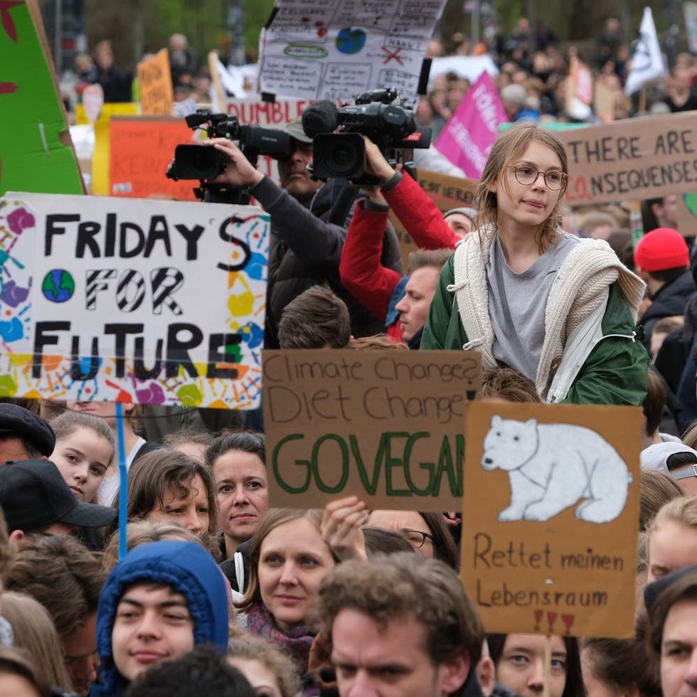 Why We Can't Talk About Women's Rights Without Discussing Climate Change