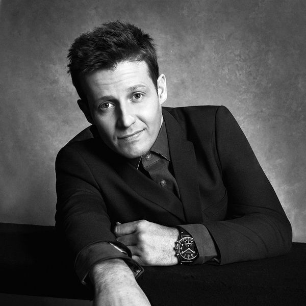 will estes black and white portrait