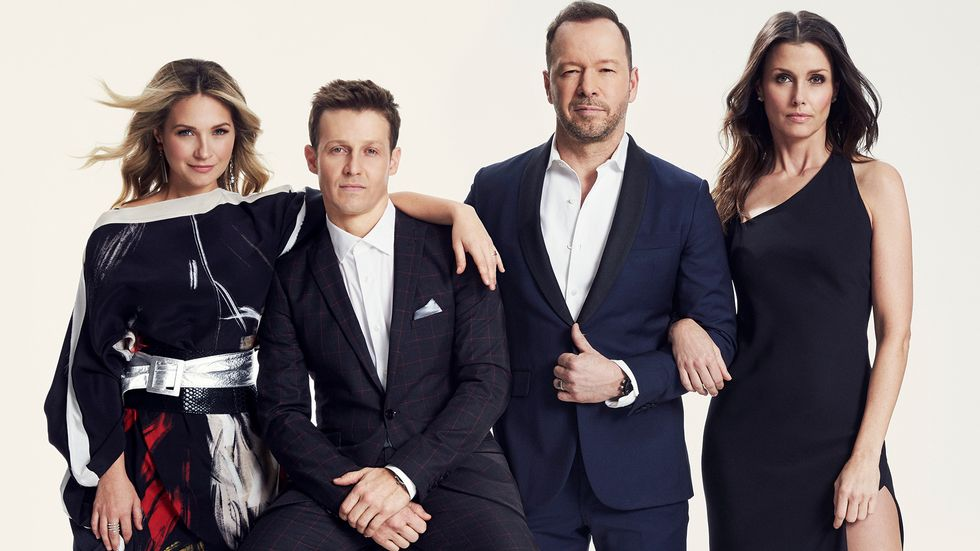 Blue Bloods cast photo