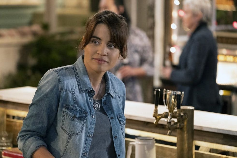 Pull Up a Barstool and Get to Know 'Abby's' Star Natalie Morales