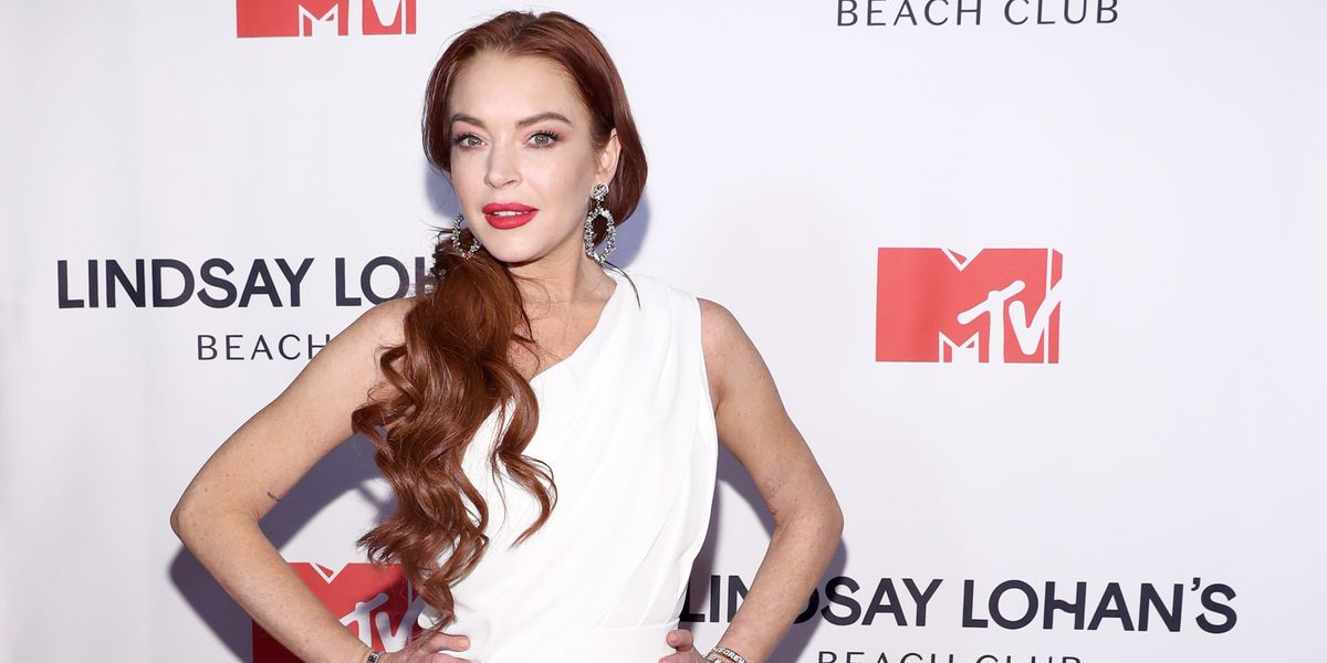 Lindsay Lohan Has Reportedly Been Fired From 'The Masked Singer'