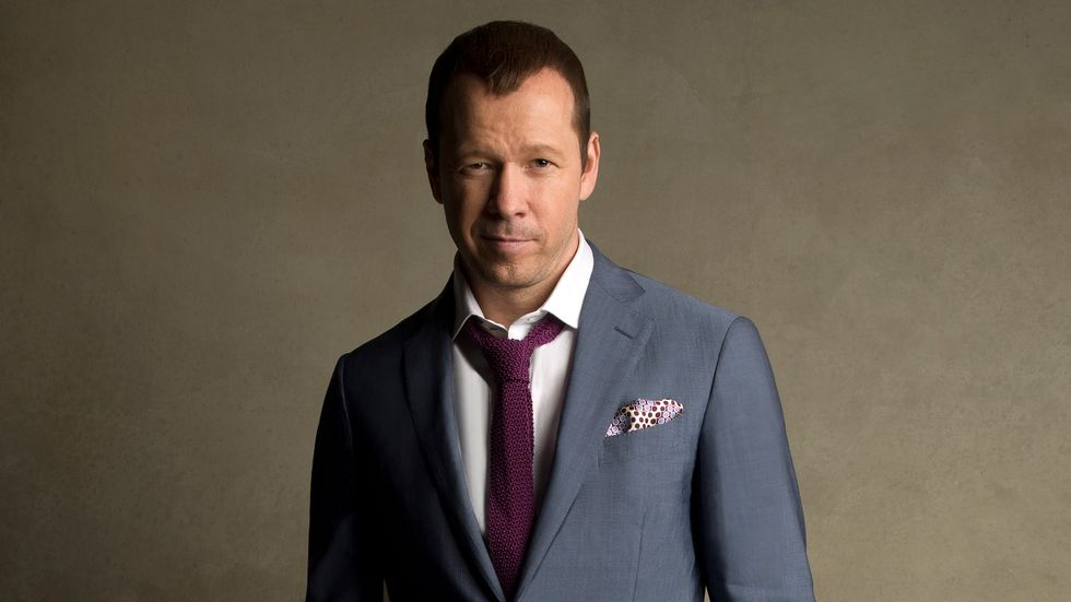 Donnie Wahlberg of Blue Bloods