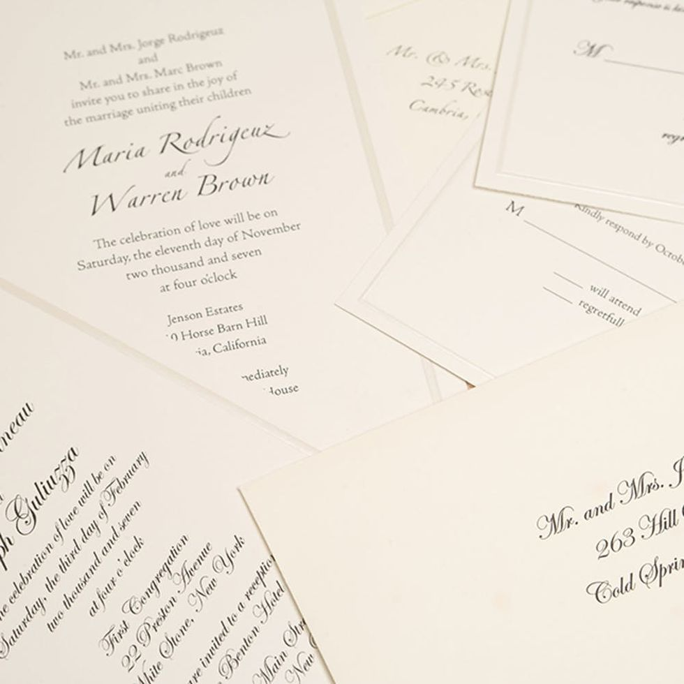 Wedding Etiquette: The Dos + Don'ts of Bringing a Plus-One