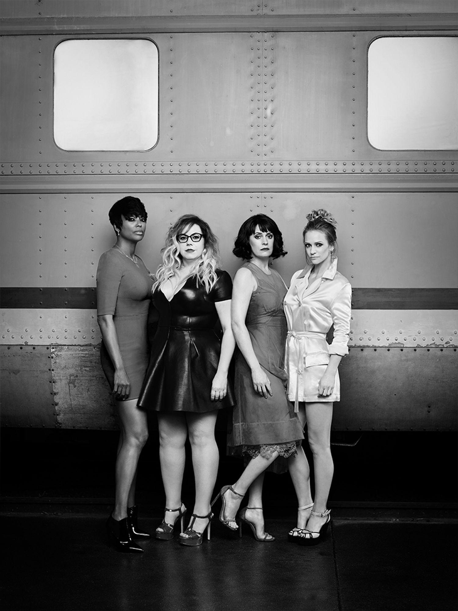 Criminal Minds female cast