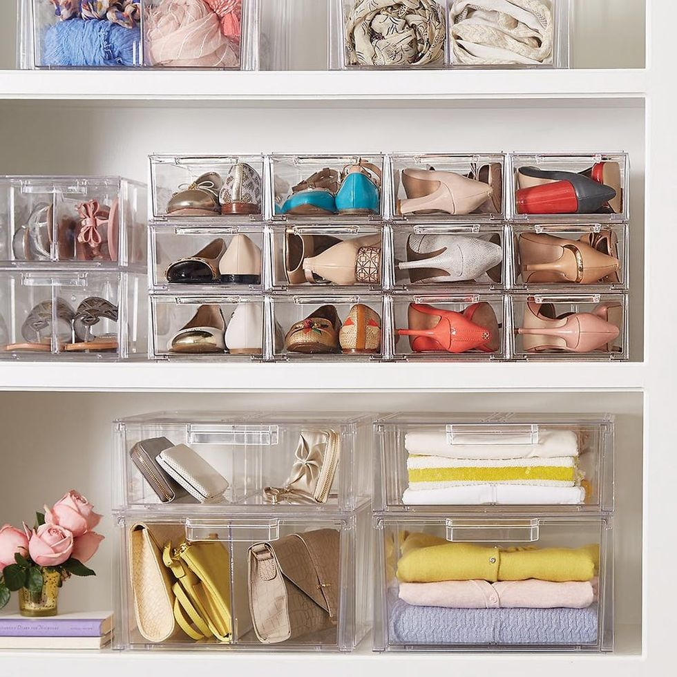 27 Inventive Ways to Organize Your Shoes - Brit + Co