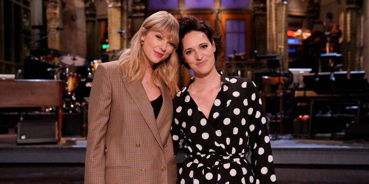 Everything That Went Down at Taylor Swift and Phoebe Waller-Bridge'sSNL Night
