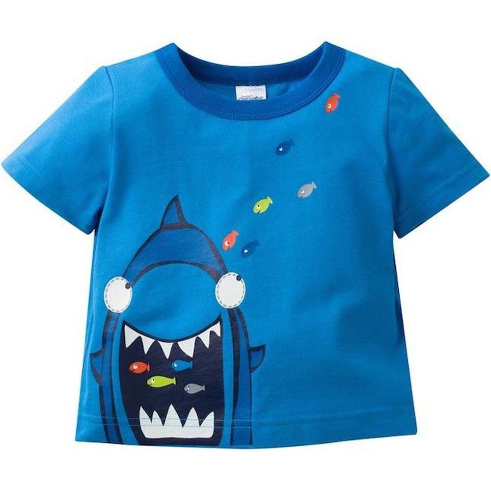 Valentine/'s Day Shark With Rose Boys Toddler Kids T-Shirt Doo doo doo