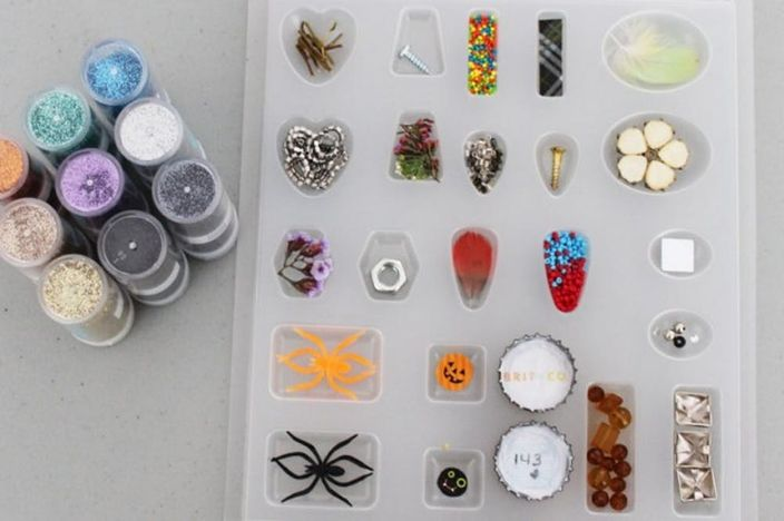 The Easiest Way To Make Resin Jewelry Brit Co