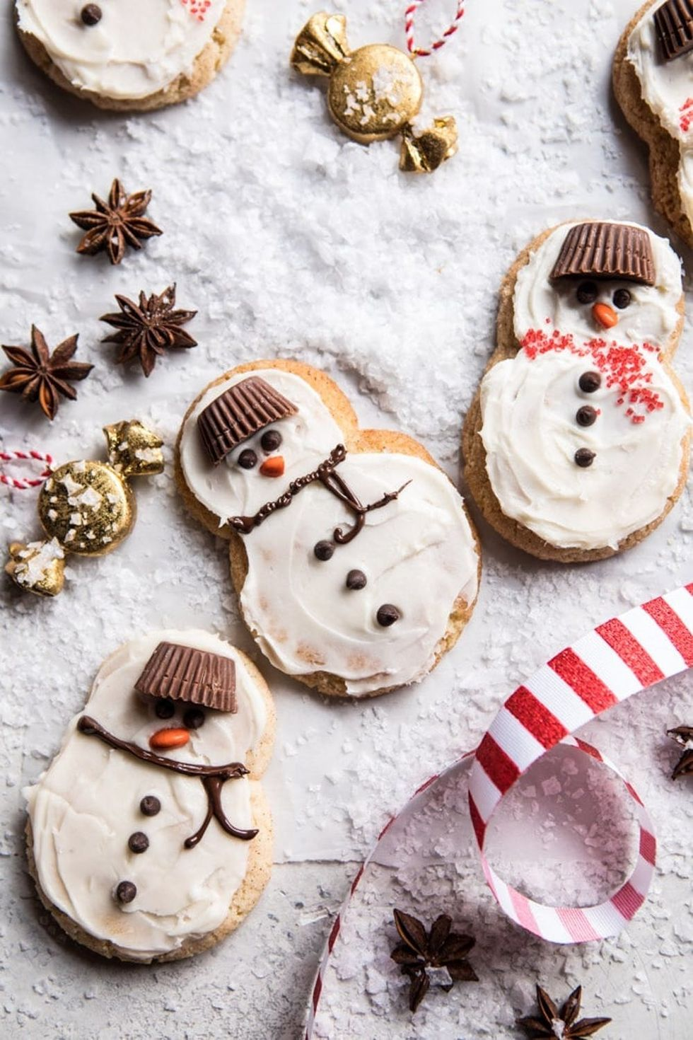 25 Insanely Easy Christmas Cookie Recipe Ideas To Keep You Busy Through The Holidays Brit Co