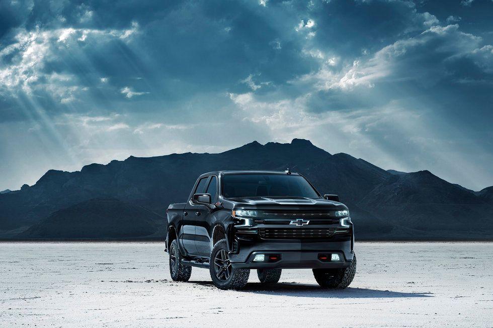 2020 Chevrolet Silverado 1500 Midnight Edition