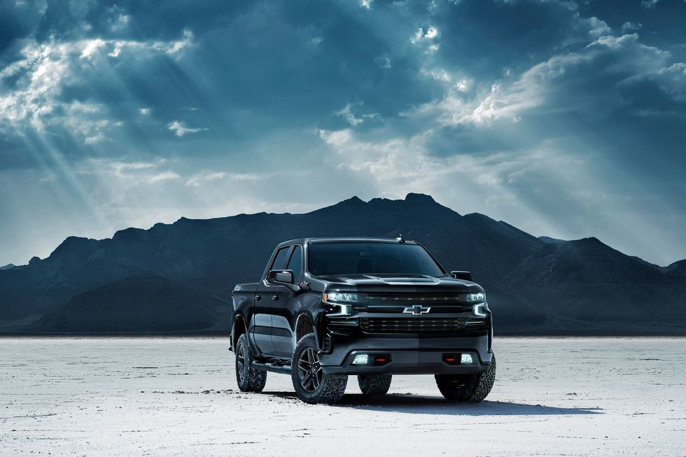 2020 Chevrolet Silverado 1500 Midnight Edition